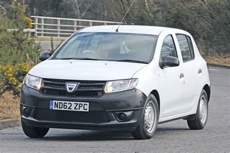 dacia sandero access review auto express