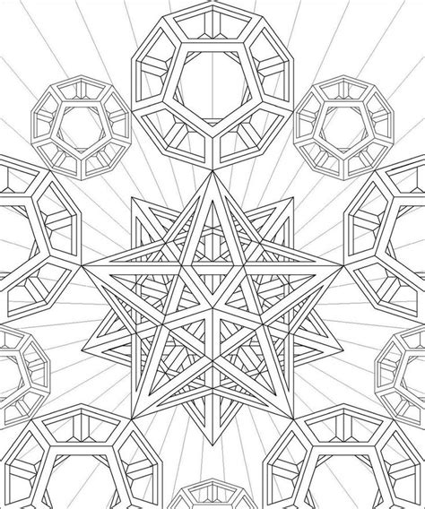 Sacred Geometry Coloring Pages sacred geometry coloring page coloring pages