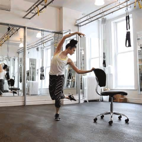 Office Chair Ballet Ballet You Can Do In Your Desk Chair