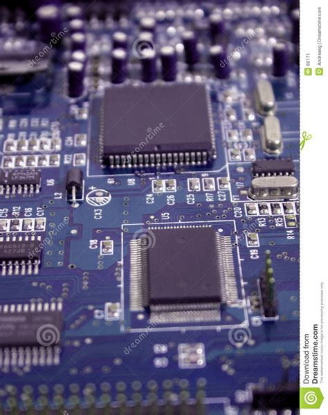 integrated circuit for genesis 3 s integrated circuit 3 stock image image 60171