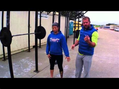 Mobility Wod Front Rack by Front Rack Position External Rotation Position For