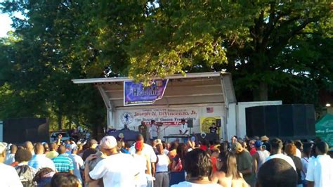 new jersey house music dj louie vega josh milan house music festival newark nj weequahic park youtube