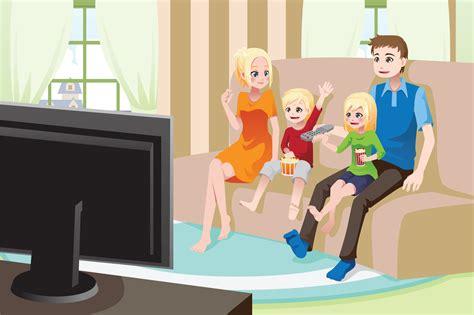 Family Tv Clipart tv family tv clipart tv yip5vz clipart kid