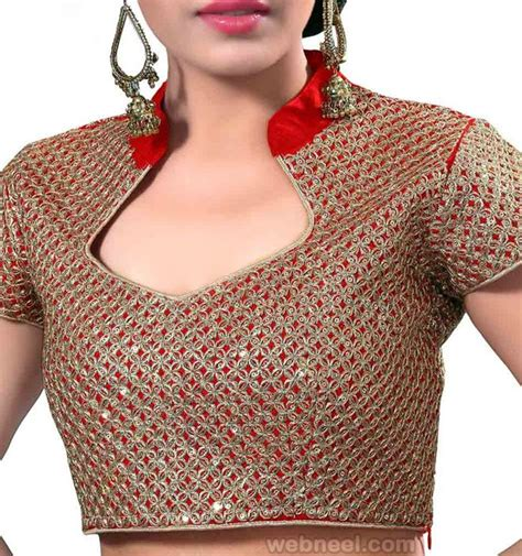 Different Is Beautiful Blouse 26 beautiful blouses design for sobatapk