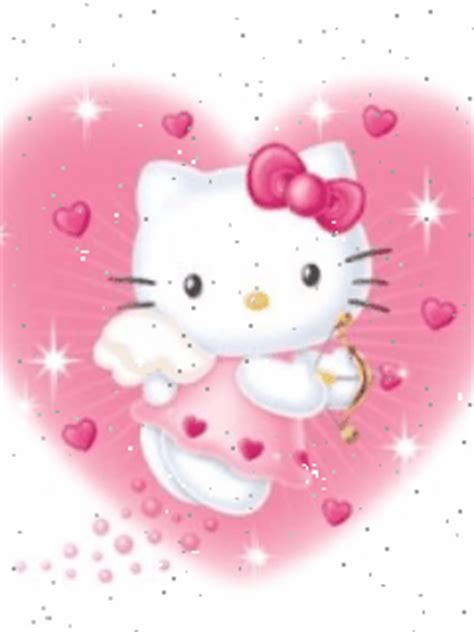 themes hello kitty pour telephone hello kitty et chatons 5 fonds 233 cran anim 233 s gratuits