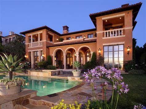 mediterranean home style mediterranean style home spanish hacienda style homes