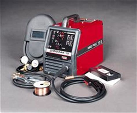 lincoln mig pak 10 lincoln electric mig pak 10 welder kits k692 3 free