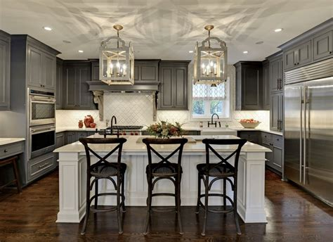 dark gray kitchen cabinets 30 classy projects with dark kitchen cabinets home