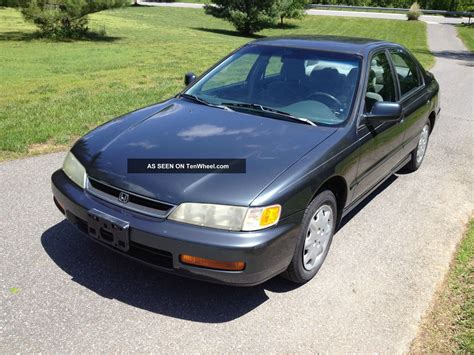 honda accord sedan 1997 1997 honda accord lx sedan 4 door