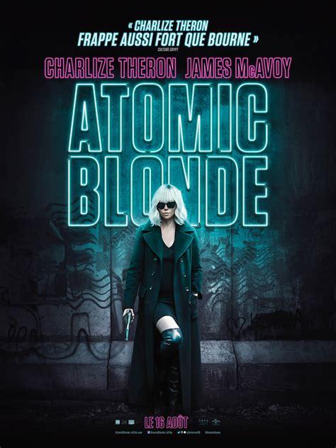film online atomic blonde atomic blonde film 2017 allocin 233