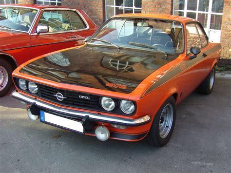 Opel Manta Gt by Opel Manta A Gt E 1974 1975 Der Manta A Wurde Bereits