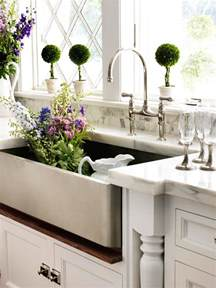 Farmhouse Style Kitchen Sinks Farmhouse Sinks Kitchen Inspiration The Inspired Room