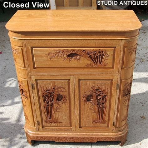 Novelty Drinks Cabinet by Deco Tiki Drinks Cabinet Boing Boing