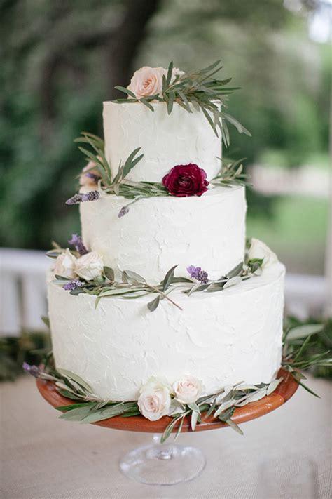 garden themed winter wedding 100 layer cake