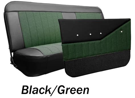 seat covers for gmc trucks 1969 72 chevy gmc truck houndstooth bench seat cover