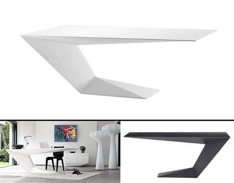 futuristic desk furtif desk is a striking futuristic piece of furniture