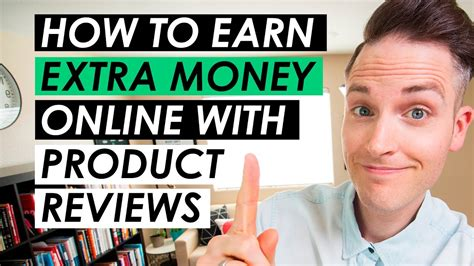 How To Make Extra Money Online - how to earn extra money online reviewing products 3 tips online review