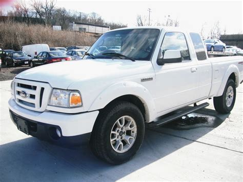 2011 FORD Ranger XLT 4X4 SPORT for sale