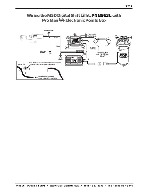 msd 6600 wiring diagram wiring diagram manual