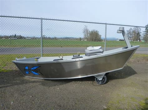 whitewater offshore boats 10 white water pram wide back end koffler boats