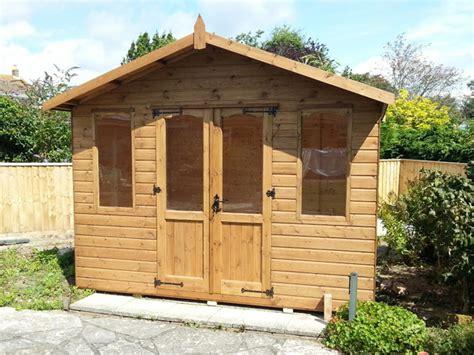 Sheds In Dorset by Summer Houses Dorset Sheds