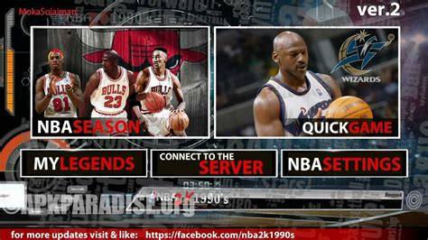 nba free apk nba 2k1990s apk obb v2 android for free
