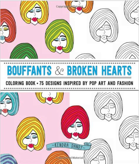 The Fashion Frenzy Designer Giveaway Is Still Running And You Can Still Blag A Prada Or Furla Prize Or A Discount On Your Shopping by Giveaway Bouffants Broken Hearts Coloring Book 75