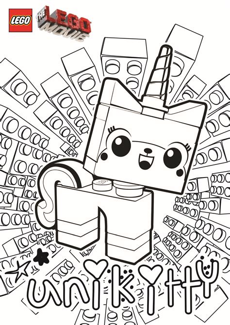 the lego movie free printables coloring pages activities