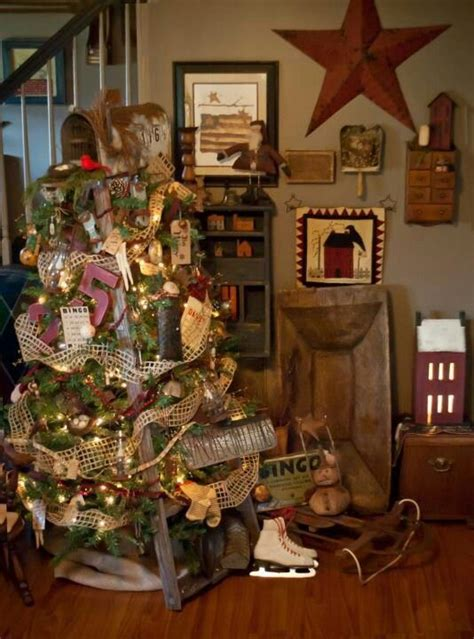 655 best a primitive country christmas images on