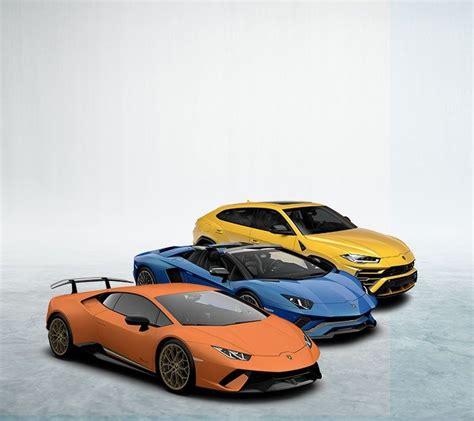 Lamborghini Official Website by Lamborghini My Car