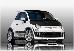 Fiat 500 Abarth Tuning Kit Fiat 500 Abarth Tuning By Marcoguaglione On Deviantart