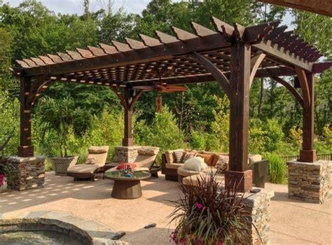 pergola im garten vereinbart 228 sthetische und praktische - Pergola Im Garten