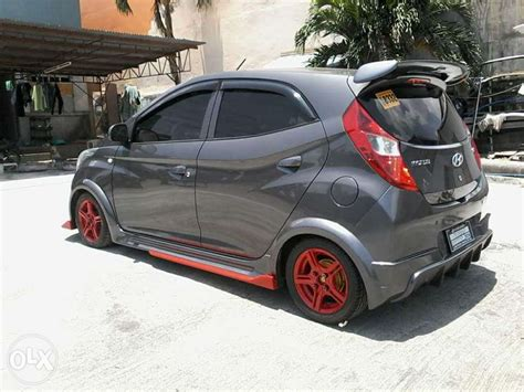 Hyundai Eon Body Kits Calamba City beside shell gas station For Sale Philippines Find Brand