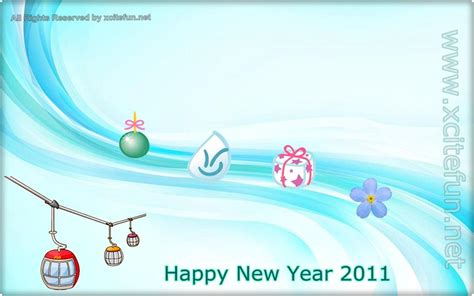 creative happy new year wallpapers for kids xcitefun net