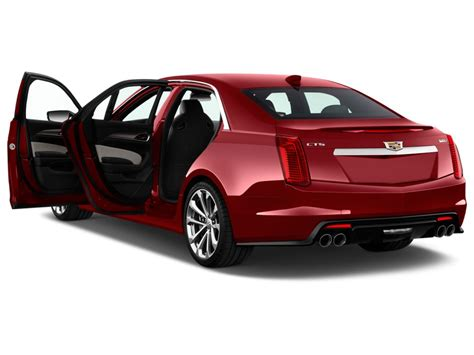 image 2017 cadillac cts v 4 door sedan open doors size