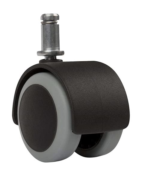 Rubber Furniture Casters by Slipstick Cb680 2 Quot Floor Protecting Office Chair Rubber