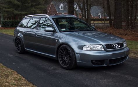 2001 Audi S4 Avant by Rs4 Style 2001 Audi S4 Avant Bring A Trailer