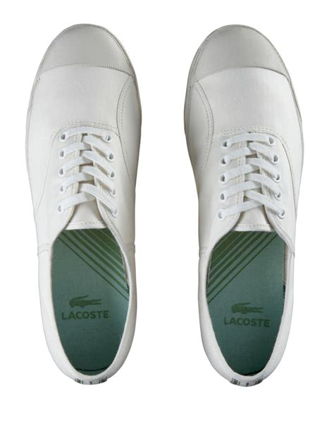 Sepatu Lacoste By Pinor Collection lacoste 80th anniversary footwear lineage of influence