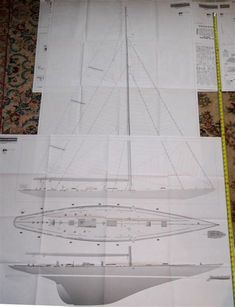 class endeavour americas cup  scale