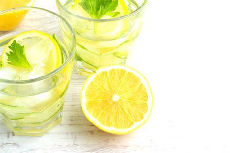 Detox Water Diarrhea by Lemon Mint Water Diarrhea