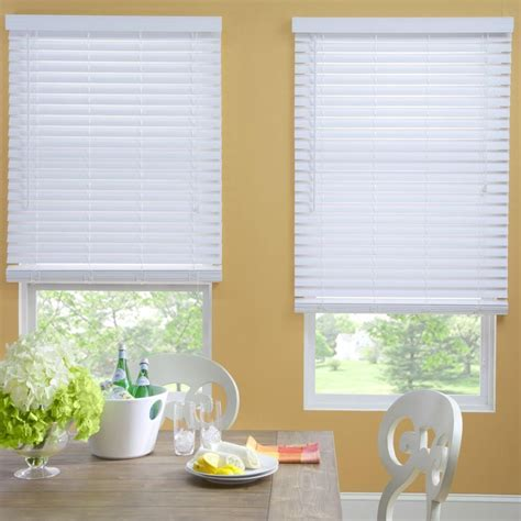 Home Decorators Collection Faux Wood Blinds by Home Decorators Collection Replacement Parts Blinds 2 In And 212 In Faux Wood New Valance