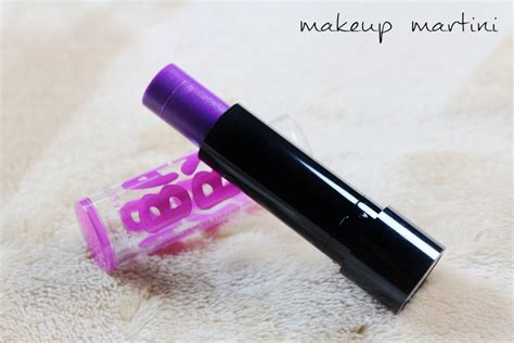 Maybelline Electric Baby Jual maybelline baby electro pop in berry bomb review price makeupmartini