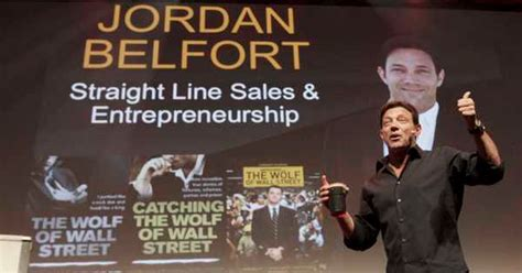 Edward Jones Mba Salary by Dublin Meets The Real Wolf Of Wall Belfort