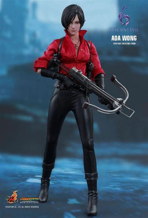 resident evil 0 figures figurine 1 6 resident evil 6 ada wong machinegun fr
