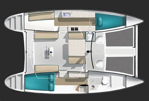 Small Cabin Floor Plan Maine Cat 30 Maine Cat Catamarans