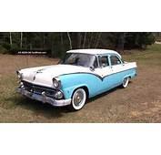 Look 1955 Ford Fairlane V8 3spd Dual Exhaust Crusier