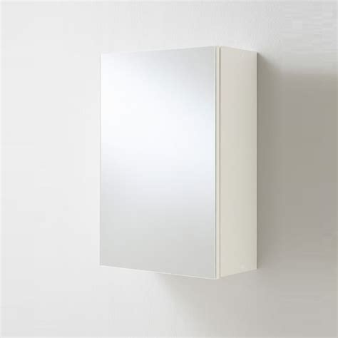 white mirrored bathroom wall cabinet elena bathroom wall mounted cabinet in white with mirrored