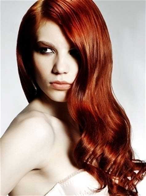 shades of red hair red hair fashion 2011 red hair dye shades for 2011