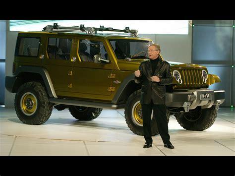 jeep rescue jeep rescue concept 2004 mad 4 wheels