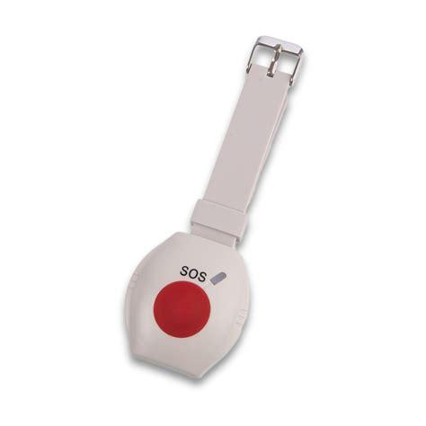 emergency wristwatch alarm button for elderly suresafe